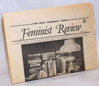 Feminist Review: a review of literature and the arts issued six times a year as a regular...