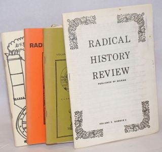 Radical History Review [4 issues