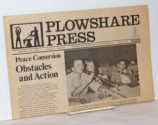 Plowshare Press; Volume 2 Number 4, Winter 1978