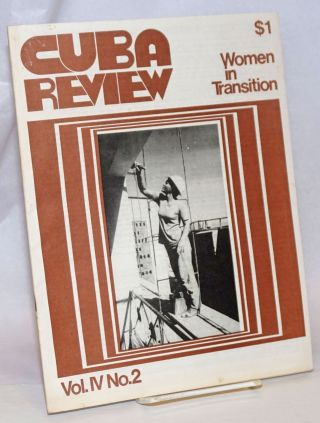Cuba review, Vol. 4 No. 2, September 1974: Women in Transition