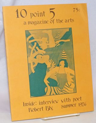 10 Point 5: a magazine of the arts; Summer 1976