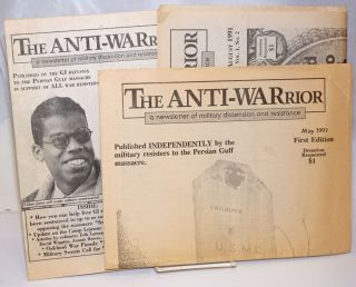 The ANTI-WARrior: a newsletter of military dissension and resistance [Nos. 1-3