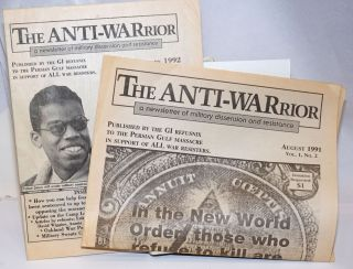 The ANTI-WARrior: a newsletter of military dissension and resistance [Nos. 1-3]