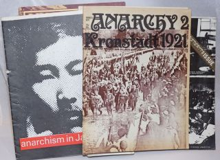Anarchy (second series). [six issues