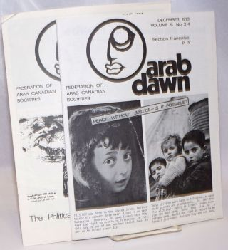 Arab Dawn [two issues
