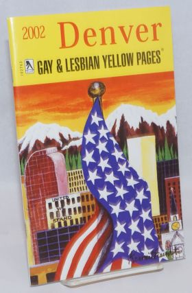 Denver Gay & Lesbian Yellow pages 2002