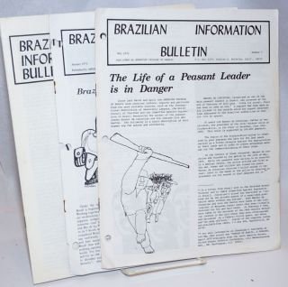 Brazilian Information Bulletin [3 issues