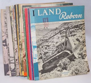 Land Reborn [39 issues]. American Christian Palestine Committee