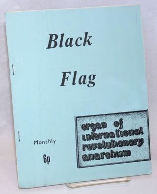 Black Flag: Bulletin of the Anarchist Black Cross. Vol. 2 no. 7 (July/August 1971