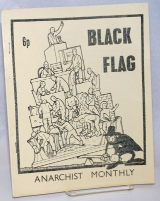 Black Flag: Bulletin of the Anarchist Black Cross. Vol. 2 no. 5 (May 1971