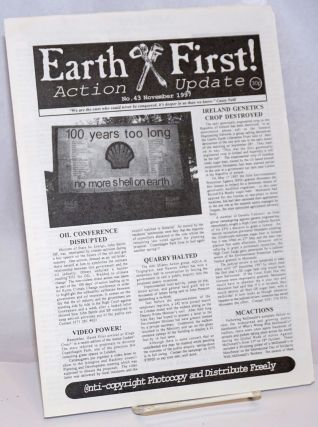 Earth First! Action Update; No. 43 November 1997
