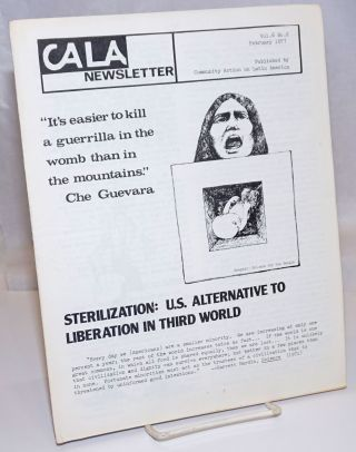 CALA Newsletter. Vol. 6 No. 2, February 1977