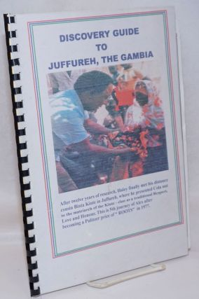 Discovery guide to Juffureh, The Gambia. Omar Taal