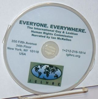 Everyone, Everywhere: the International Gay & Lesbian Humnan Rights Commission narrated by Ian...