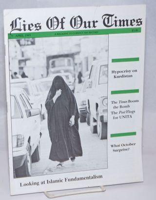 Lies of Our Times: A Magazine to Correct the Record; Vol. 4 No. 3-4, Whole Number 35, March-April...