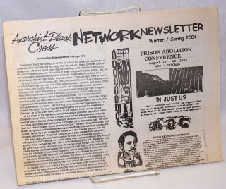Anarchist Black Cross Network Newsletter. Winter/Spring 2004
