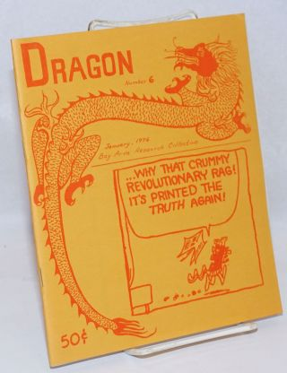 Dragon Number 6, January, 1976