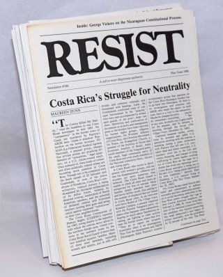 Resist: A call to resist illegitimate authority. [52 issues