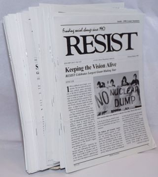 Resist: A call to resist illegitimate authority. [44 issues