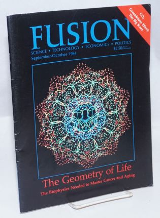 Fusion: Vol. 6 No. 3, September-October 1984. Carol White, -in-chief