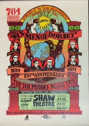 Six Men of Dorset [poster