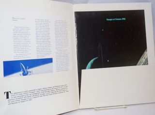 Voyager 1986 [booklet and packet]