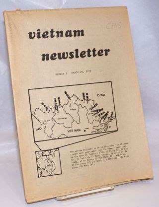 Vietnam Newsletter: Number 2, March 20, 1979