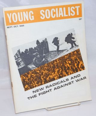 Young socialist, vol. 9, no. 1 (Whole Number 66), Sept.-Oct 1965. Barry Sheppard