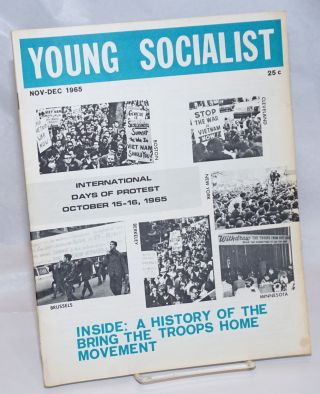 Young socialist, vol. 9, no. 2 (Whole Number 67), Nov.-Dec. 1965. Barry Sheppard