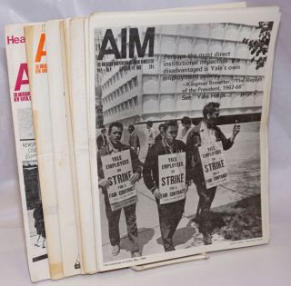 AIM: the American Independent Movement newsletter [9 issues