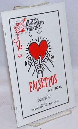 "Actors Repertory Theatre presents ""Falsettos"" playbill"