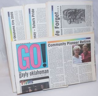 GO! The Gayly Oklahoman [4 issues of vol. 23