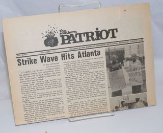 The Southern Patriot. Vol. 30 no. 9 (November, 1972). Southern Conference Educational Fund