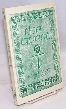 The Quest, A Search for the Grail of Immortality. Illustrations by Craig Hamilton and Bill...