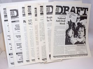 The Anti draft [eight issues