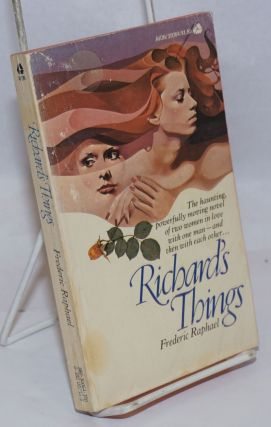 Richard's Things. Frederic Raphael