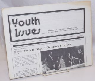 Youth Issues [three issues