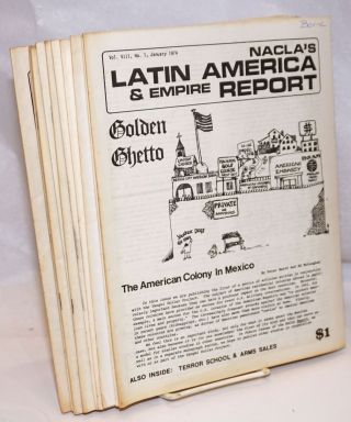NACLA'S Latin America and empire report [10 issues