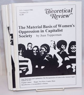 Theoretical review; a journal of Marxist-Leninist theory and discussion. [24 issues]