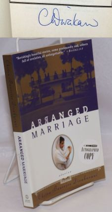 Arranged marriage: stories. Chitra Bannerjee Divakaruni