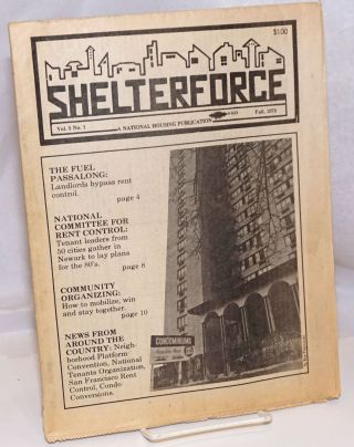 Shelterforce. Vol. 5 no. 1 (Whole number 17