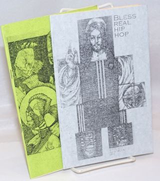 Bless Real Hip Hop [with] Fish Stix [two sketchbook zines]. Warren Paylado