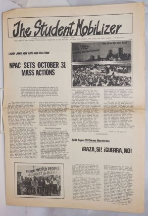 The Student Mobilizer, vol. 3 no. 7, August 6, 1970