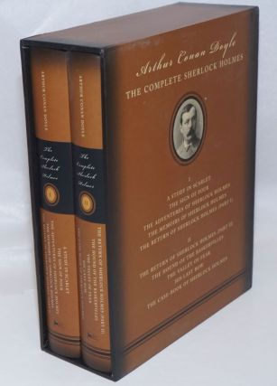 The Complete Sherlock Holmes. Volume I [plus] Volume II. Introduction by Loren D. Estleman [set...