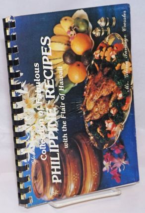 A book of favorite recipes. [Cover title:] Gloria's collection of fabulous Philippine recipes...