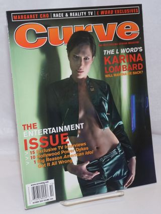Curve: the best-selling lesbian magazine; vol. 14, #6, October 2004