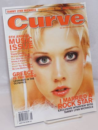 Curve: the best-selling lesbian magazine; vol. 14, #4, June 2004