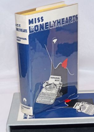 Miss Lonelyhearts [facsimile first edition in slipcase