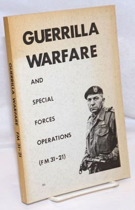 Guerilla warfare and special forces operations