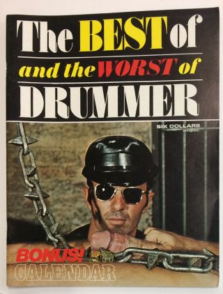 The best of and the worst of Drummer